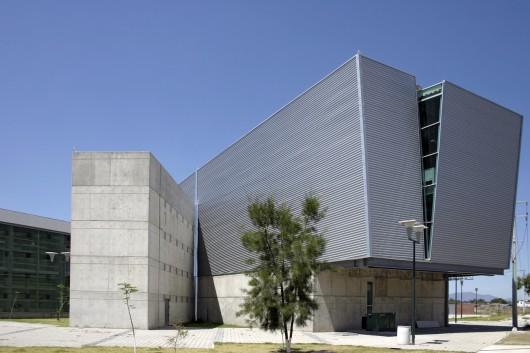 Biblioteca fernando del paso leap revista esencia y for Programa arquitectonico biblioteca