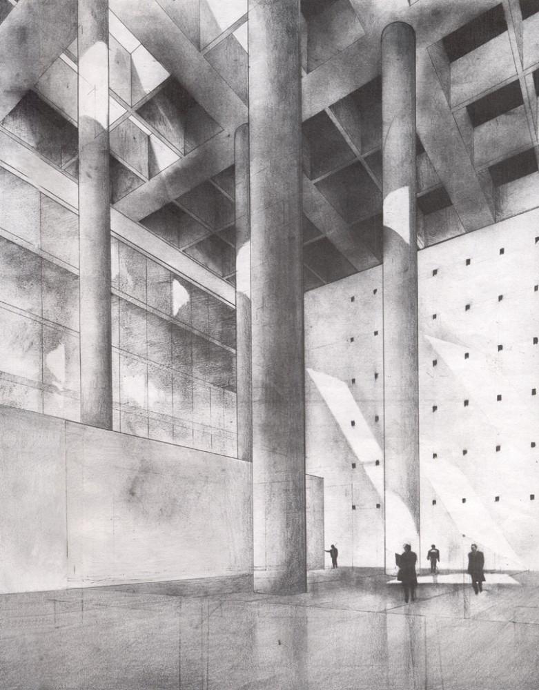 Galer a cl sicos de arquitectura caja granada impluvium de luz alberto campo baeza 1 - Campo baeza caja granada ...