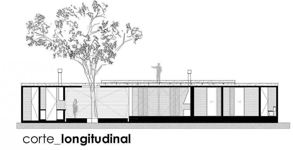 Dibujo arquitectonico marzo 2014 for Cortes arquitectonicos