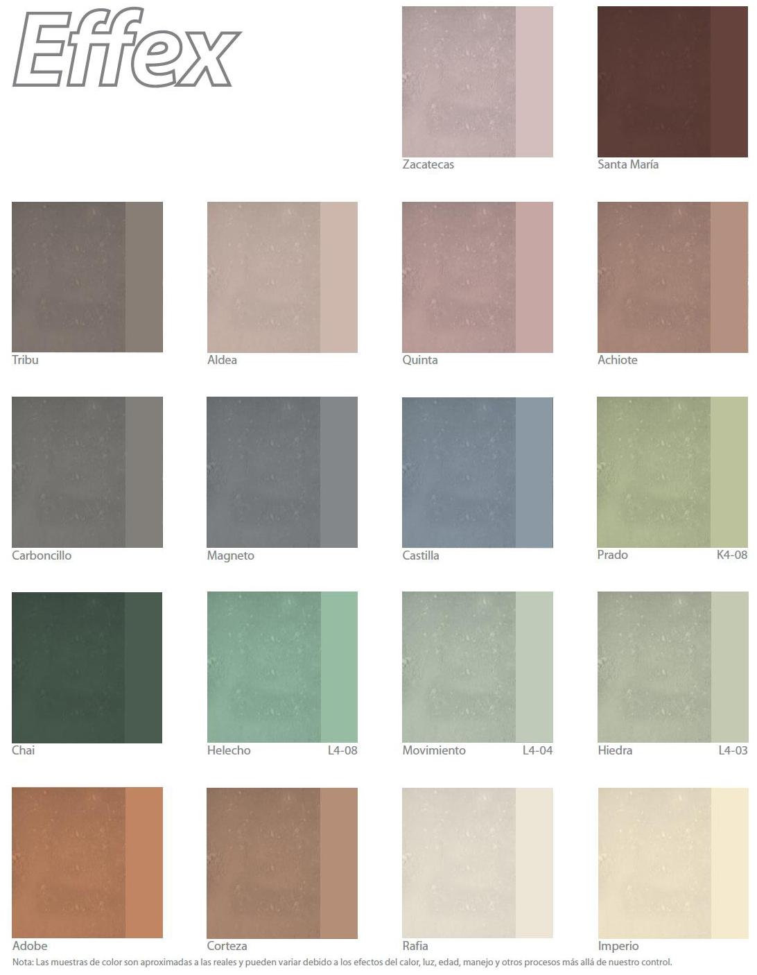 Materials de archdaily m xico - Pintura color piedra ...