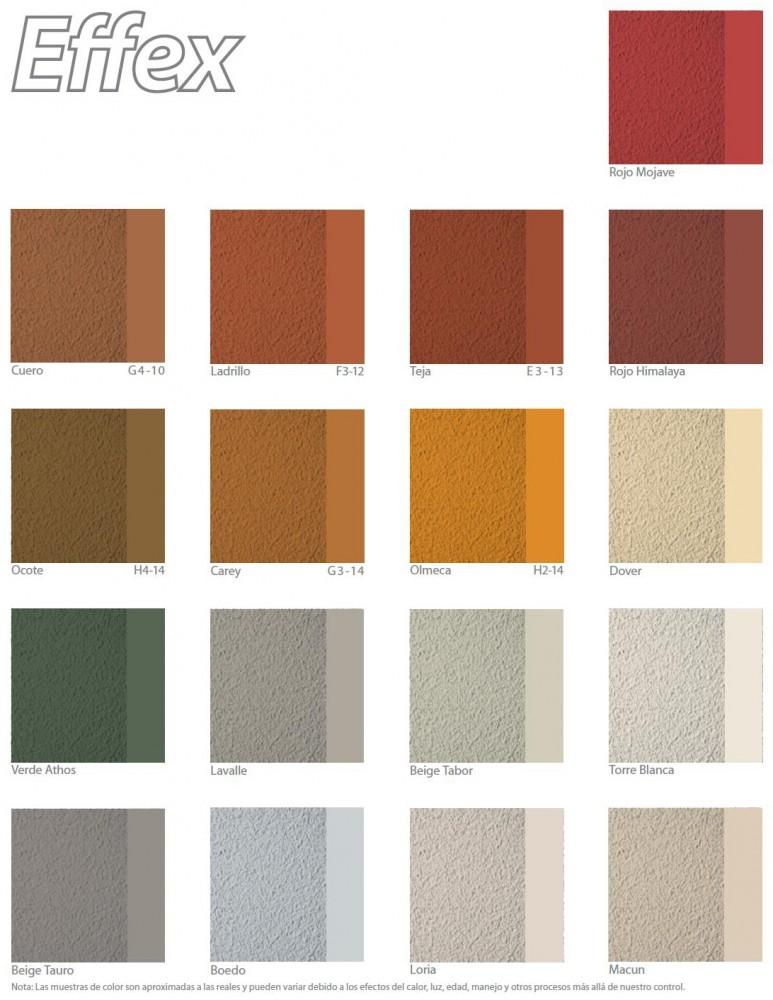 Catalogo de colores comex imagui - Colores pintura exterior ...