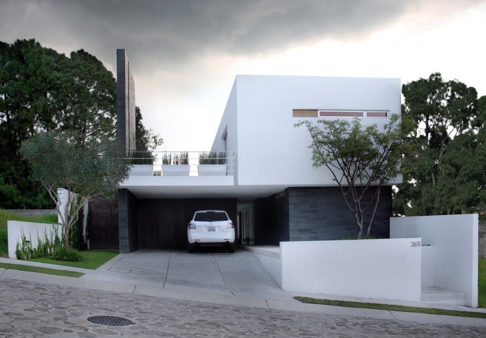 Casa peregrina peque o atelier de arquitectura - Atelier arquitectura ...