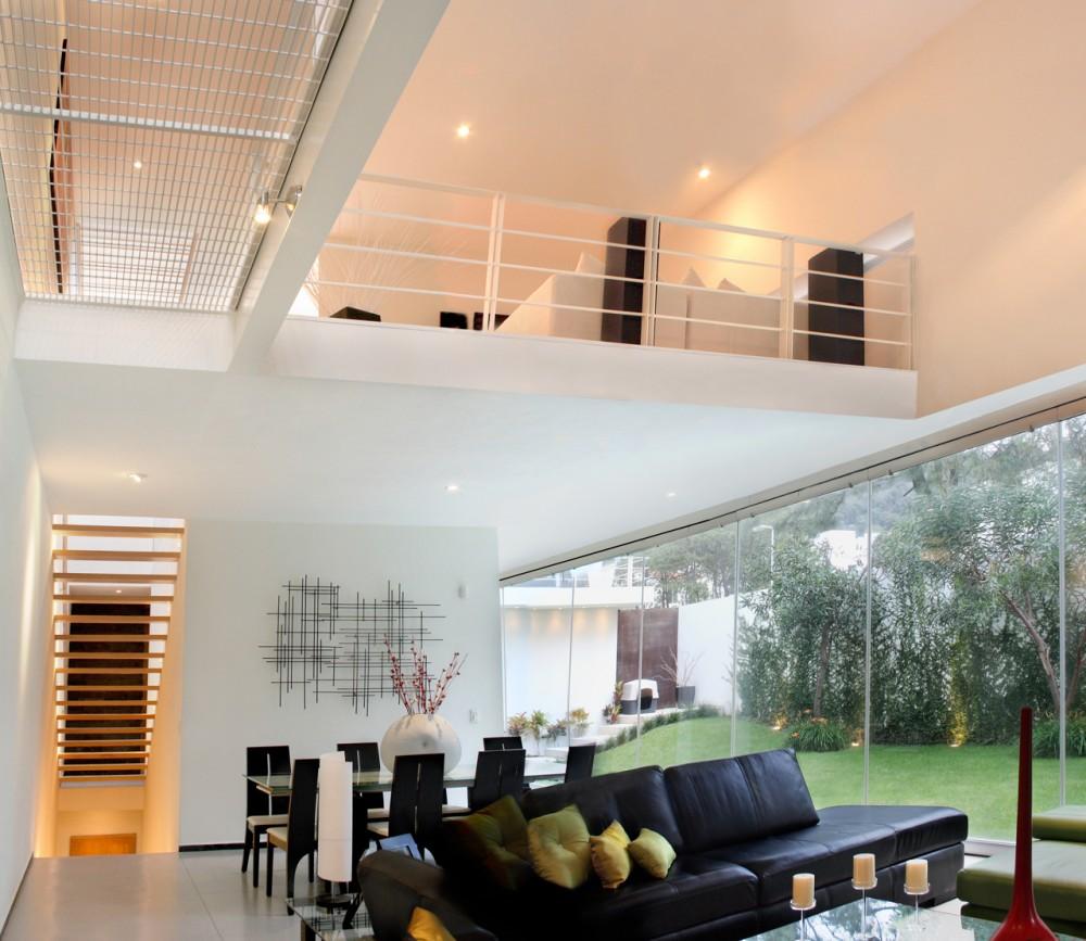 Galer a casa peregrina peque o atelier de arquitectura for Arquitectura contemporanea casas