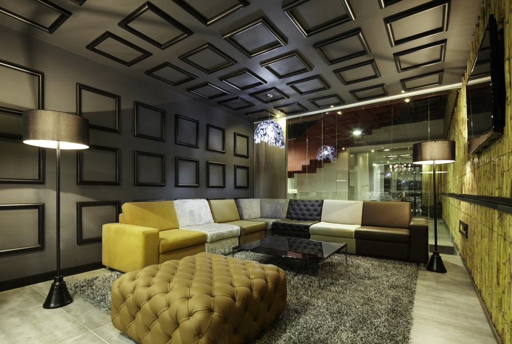 Galer A Oficinas Jwt Aei Arquitectura E Interiores 5