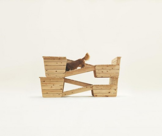 Arquitectura para Dachshunds, por Atelier Bow-Wow. Fotos por Hiroshi Yoda, cortesía de Architecture for Dogs.