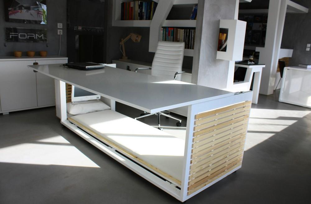 Galer a 1 6 m2 de vida studio nl dise a un escritorio - Disena studio ...