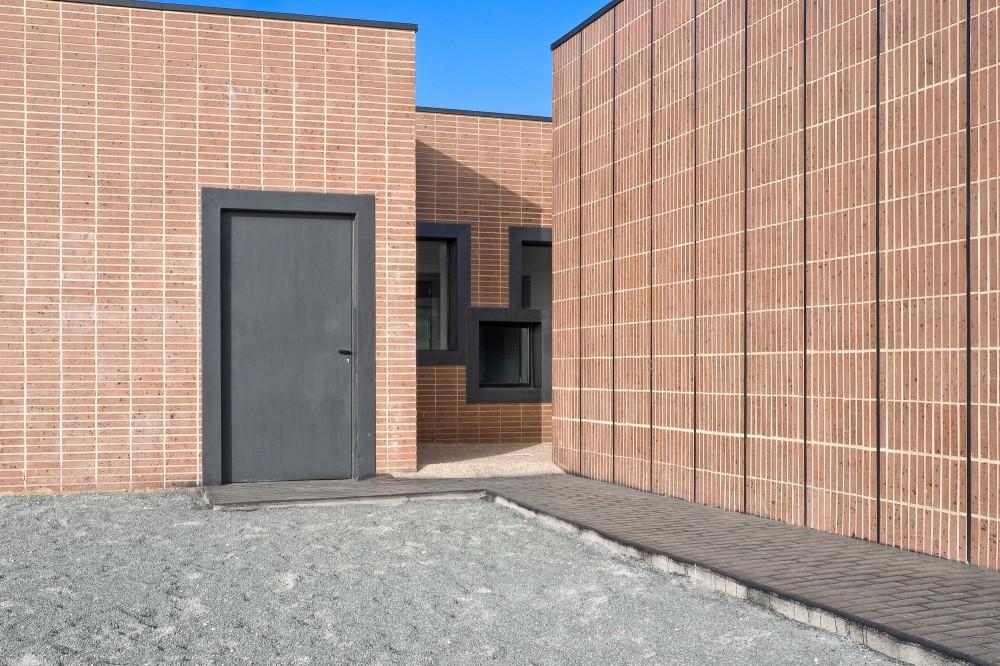 Galer a velatorio municipal montealegre del castillo albacete dra arquitectos 11 - Arquitectos albacete ...
