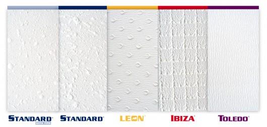 Plafones texturizados texturey de panel rey - Plafones para exteriores ...