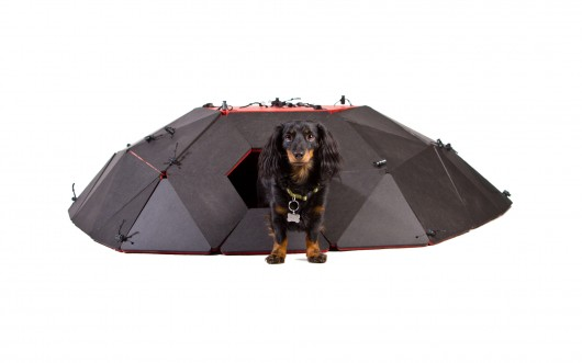 Casas para perro Dogchitecture ESOS