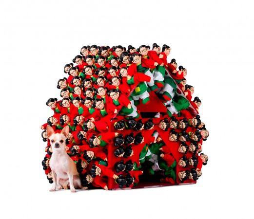 Casas de perro Dogchitecture Broissin