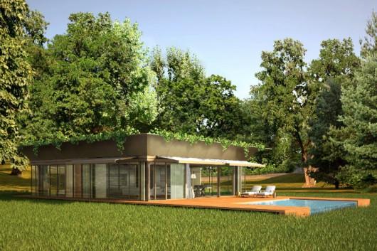 Philippe starck revela su proyecto de casas ecol gicas - Casa ecologicas prefabricadas ...