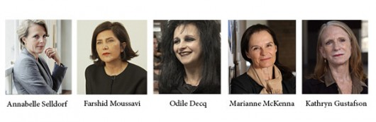 5 Mujeres cambiando la cara de la Arquitectura
